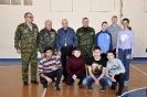 Муниципальные соревнования  «Школа безопасности-2017», посвященные 72-ой годовщине  Победы советского народа в Великой Отечественной войне  1941-1945 годов